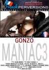 Gonzo Maniac 3 Boxcover