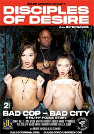 Disciples Of Desire: Bad Cop - Bad City image