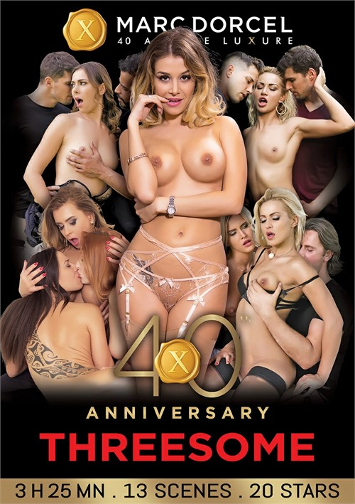 40th Anniversary: Threesome
