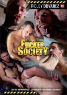 Fucker Society Boxcover