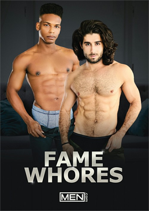 Fame Whores Cover Front