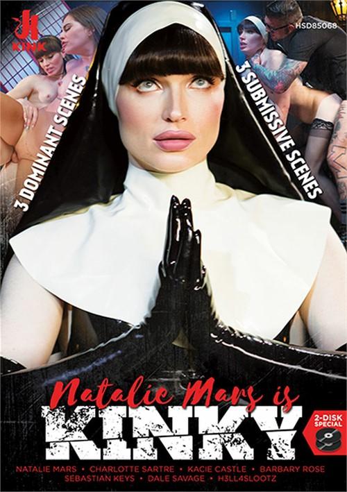 Natalie Mars Is Kinky