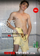 Medved and His Teacher Boxcover