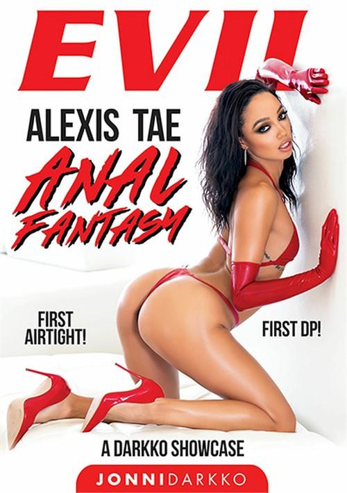 Alexis Tae Anal Fantasy (2021)