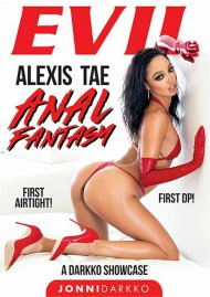Alexis Tae Anal Fantasy porn video from Evil Angel - Jonni Darkko.
