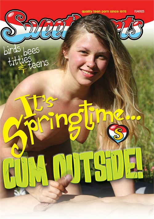 It's Springtime… Cum Outside