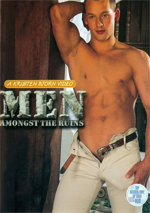 Men Amongst the Ruins Cover Front