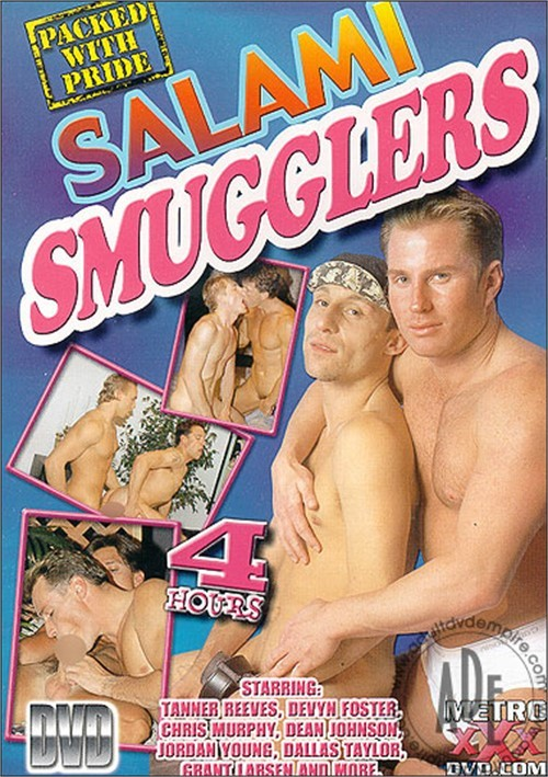 Salami Smugglers Boxcover