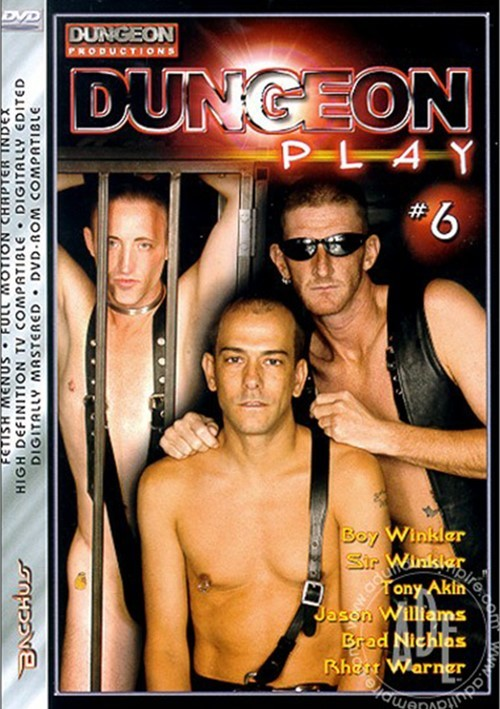 Dungeon Play 6 Boxcover