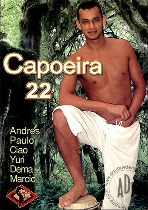 Capoeira 22 Cover Front