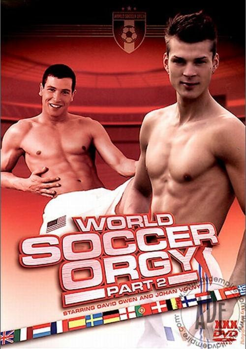 Gay porn soccer orgy