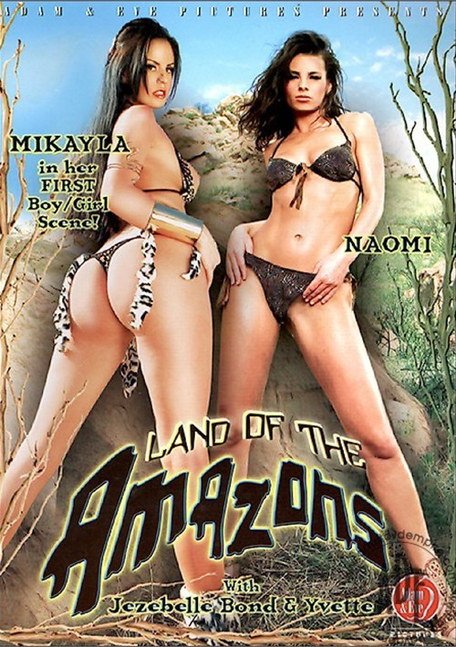 land of the amazons porn