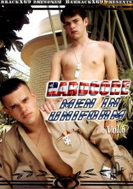 Hardcore Men in Uniform 6 Porn Movie