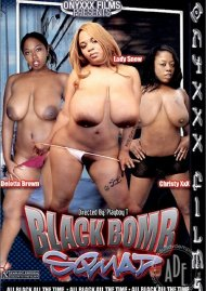 Black Bomb Squad Porn Video