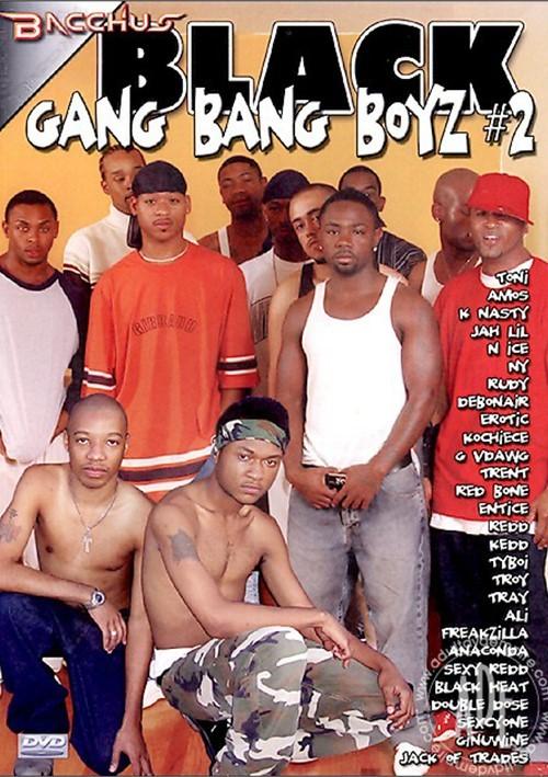 Black Gang Bang Boyz #2 Boxcover