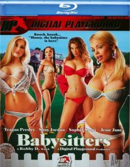 Babysitters Blu-ray porn movie from Digital Playground.