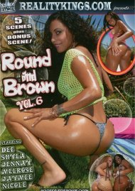 Round and Brown Vol. 6 Porn Video