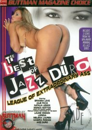 Best of Jazz Duro League of Extraordinary Ass, The Porn Video