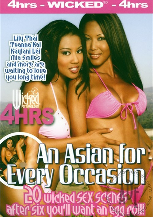 Asian For Every Occasion, An