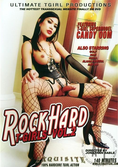 Rock Hard T-Girls Vol. 2