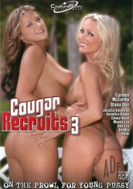 Cougar Recruits 3 Porn Movie
