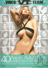 Top 40 Asian Adult Stars Collection Vol. 1 Porn Video