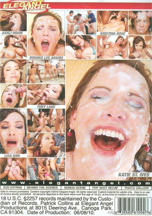 Facial porn movie