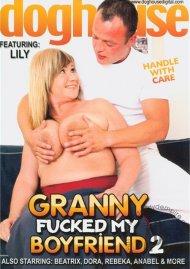 Granny Fucked My Boyfriend 2 Porn Video