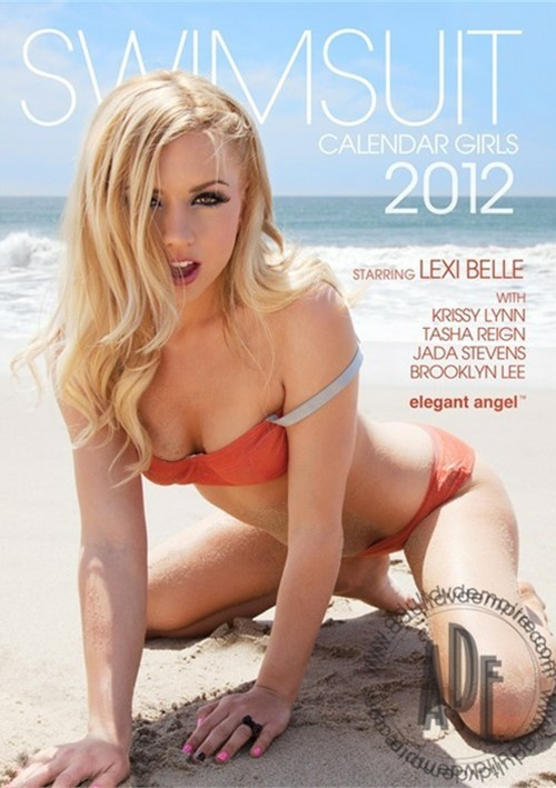 Swimsuit Calendar Girls 2012 Boxcover