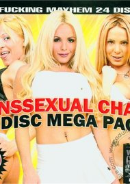 Transsexual Chaos 24 Disc Mega Pack