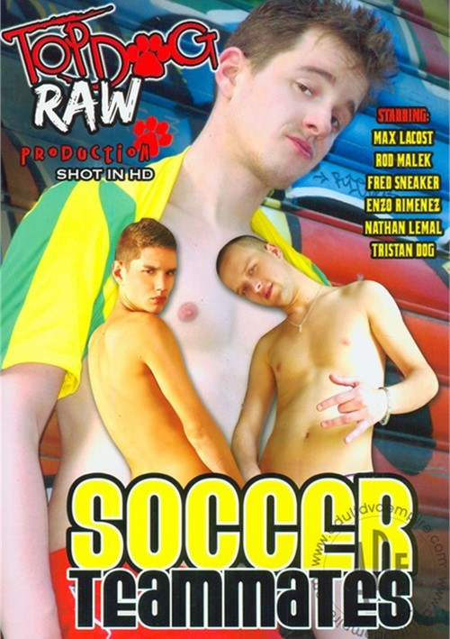 Soccer Teammates Boxcover