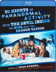 30 Nights Of Paranormal Activity With The Devil Inside The Girl With The Dragon Tattoo Blu-ray Movie