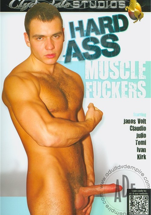 Hard Ass Muscle Fuckers Boxcover