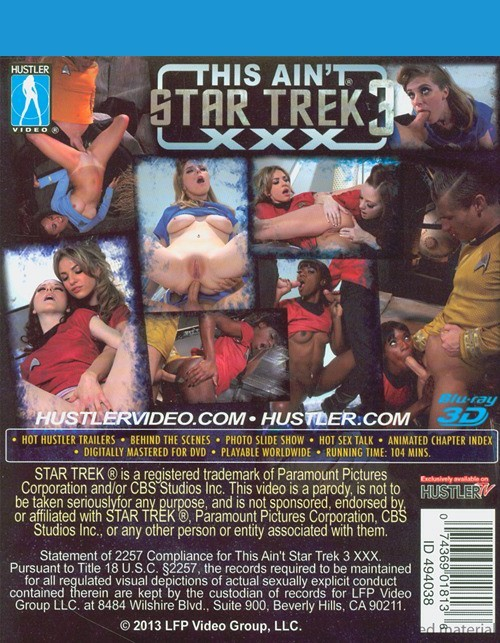 Not star trek xxx