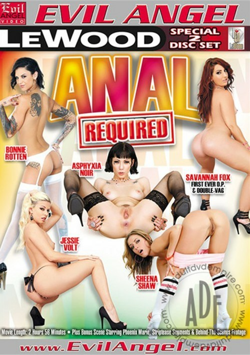 Anal Required