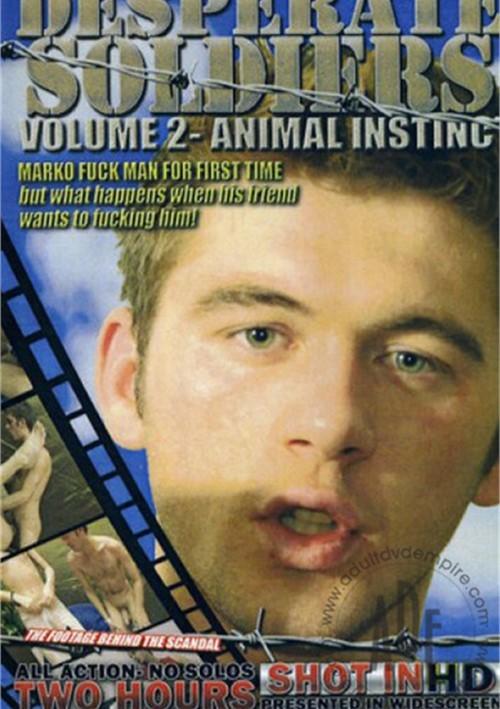 Desperate Soldiers Vol. 2: Animal Instinct Boxcover