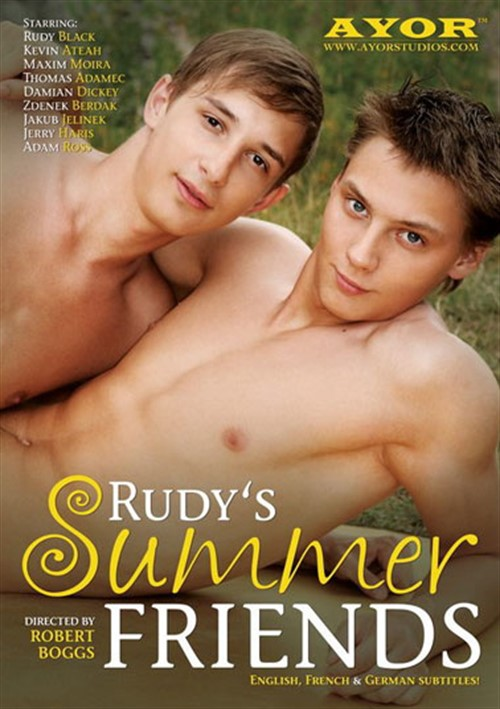 Rudy's Summer Friends Boxcover