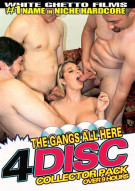 Gangs All Here 4 Disc Collector Pack, The Porn Movie