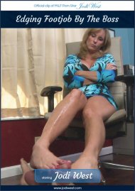 Edging Footjob By The Boss Porn Video