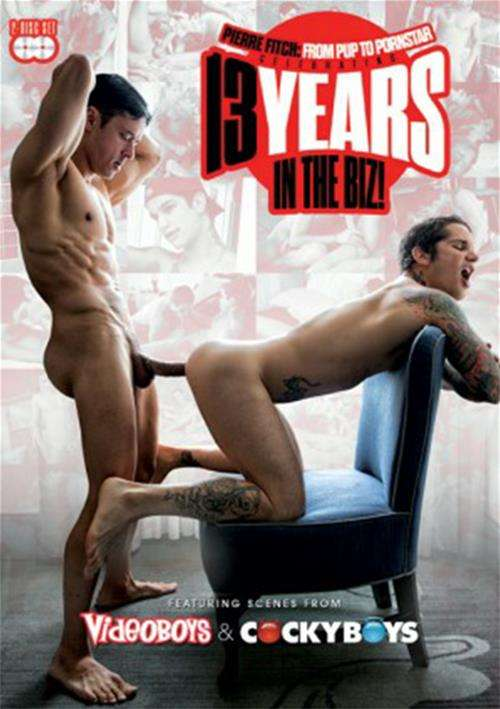 Pierre Fitch: From Pup to Porn Star  Boxcover