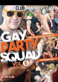 Gay Party Squad Vol. 5 Gay Porn Movie