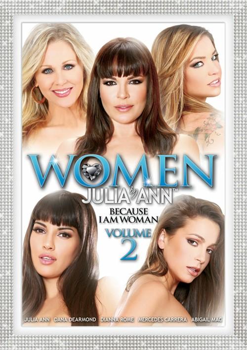 Women By Julia Ann Vol. 2: Because I Am Woman