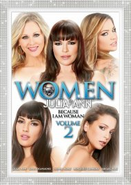 Women By Julia Ann Vol. 2: Because I Am Woman