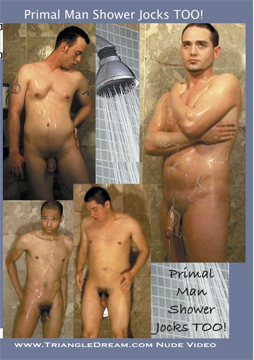 Primal Man: Shower Jocks TOO Boxcover