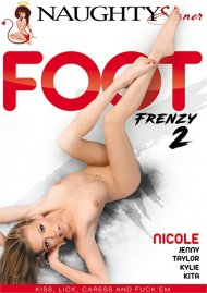 Foot Frenzy 2 Porn Video