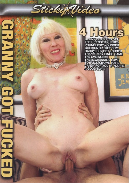 Granny Got Fucked 2017 Videos On Demand  Adult Dvd Empire-3392
