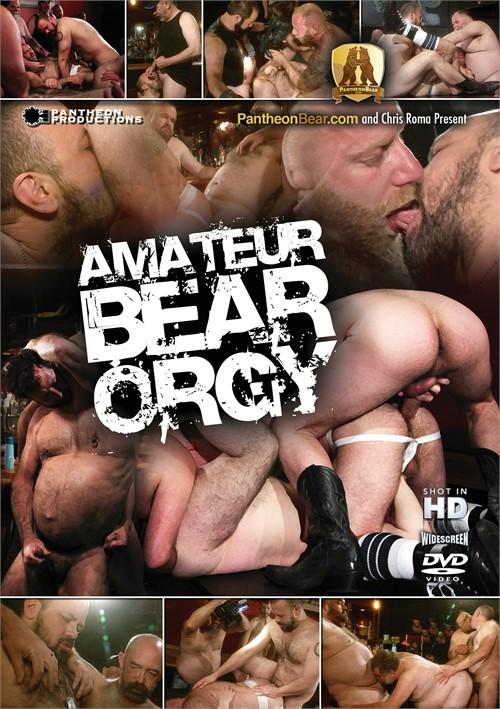 gay bear orgy Amateur