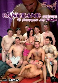 Gangbang extrem - 10 Rammler auf Danni Porn Video