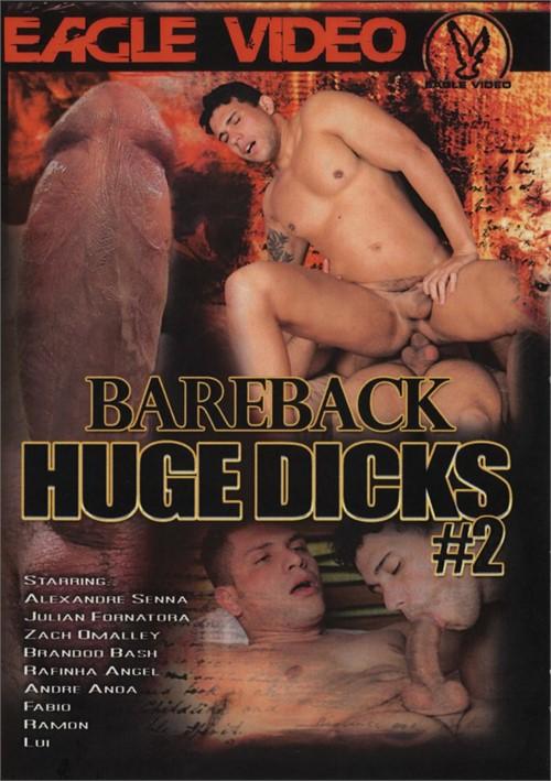 Bareback Huge Dicks #2 Boxcover