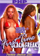 First Time Black Freaks Vol. 4 Porn Video